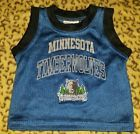 For Sale - MINNESOTA TIMBERWOLVES BABY INFANT TANK TOP JERSEY. 12 MONTHS - See More At http://sprtz.us/WolvesEBay