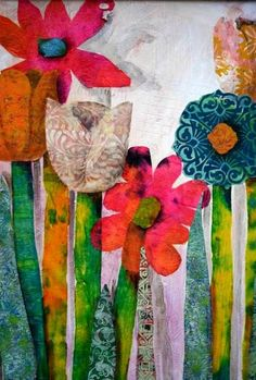 Dianne Hicks - collage