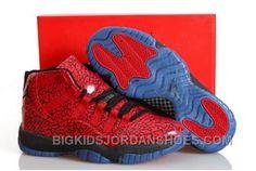 ee2ec41f1a3 Best Price Nike Air Jordan Xi 11 Retro Mens Shoes Red Blue 2016