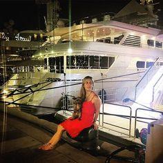 #PortHercule ❤️⚓️Port Hercule⚓️❤️ #monaco #montecarlo #port #luxe #lux #glamour #bonnenuit by raqdom from #Montecarlo #Monaco