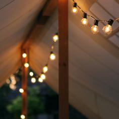 Festival Lights in Outdoor Living GARDEN DÉCOR Lighting at Terrain