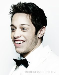 Pete Davidson - I don't know what it is about him but I'm kind of in love.