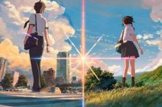 Kimi no Na wa Review - You'll Never Forget This Anime