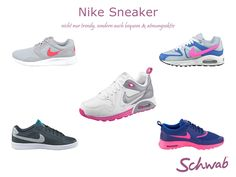 Super angesagte #Nike #Sneaker - leicht, atmungsaktiv und farbenfroh