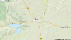 Cody, WY Map | MapQuest
