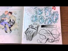 Karina's sketchbook - Tuesday Drawing Class at School of Visual Arts in Manhattan, New York