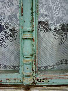 Old window - North East Romania - Romania, Windows, Detail, Ramen, Window