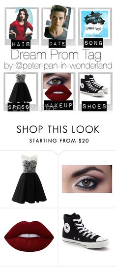 """""""Dream Prom Tag"""" by peter-pan-in-wonderland ❤ liked on Polyvore featuring interior, interiors, interior design, home, home decor, interior decorating, Charli, Lime Crime and Converse"""