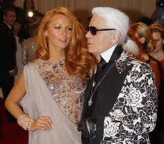 Karl and his muse