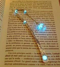Manon Richard is known for making ordinary objects seem magical by adding an ethereal glow. Her exquisite jewelry emits beautiful turquoise light, and she applies this same phosphorescent material to a charming series of bookmarks. For those who still enjoy reading physical books, Richard celebrates literary tales with designs that are inspired by both the …