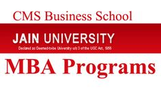 Looking for Jain University CMS Business School MBA Courses 2015. Visit Yosearch for Jain Entrance Test 2015 MBA programs eligibility, applications, dates