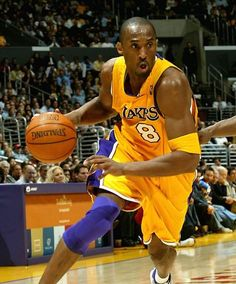 Kobe Bryant probably the second greatest player to ever play the game of basketball