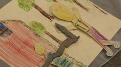 Epun mediareppu Opetuskokeilut Animaatiopaja osa 3: Kuvaukset