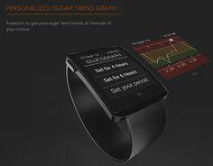Glycount, la montre connectée qui surveille le diabète