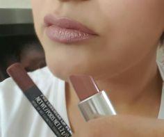 MAC morning coffee liner. MAC Blankety lipstick. Love this combo.