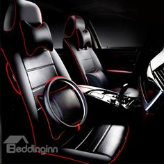 More Free Accessories Super Classic And Luxury Leather Car Seat Cover #car #car decor #men