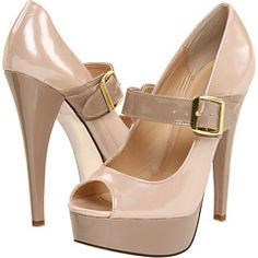 Love the nude, can pair with a million different looks