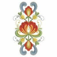 OregonPatchWorks.com - Sets - Rosemaling Decor 4