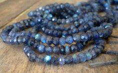 Blue Labradorite (4mm) $22.99