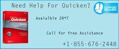 Toll Free #Helpline For #Quicken