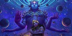 Shiva, Krishna, and Brahma Arte Krishna, Krishna Radha, Hanuman, Durga, Krishna Flute, Lord Vishnu, Lord Shiva, Psy Art, Krishna Wallpaper