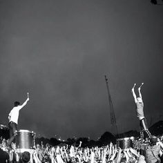 Twenty one pilots, the best live show I have even been to.