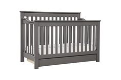 Slate Grey Crib $300; DaVinci Piedmont 4-in-1 Convertible Crib with Toddler Rail, Slate DaVinci http://www.amazon.com/dp/B00HE66XD6/ref=cm_sw_r_pi_dp_8k-oub07V88Z6