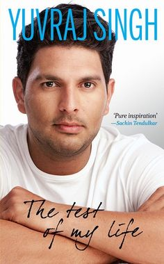 The Test of My Life | Yuvraj Singh | Book Review http://www.bookgeeks.in/entries/non-fiction/the-test-of-my-life-yuvraj-singh-book-review