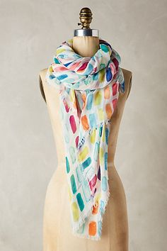 Spectra Scarf #anthropologie