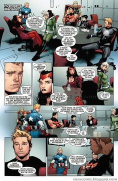 Uncanny Avengers 005 (2013) ………………… | Viewcomic reading comics online for free