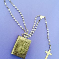 Rosary Beautiful vintage Rosary Jewelry
