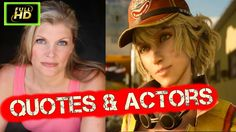 Final Fantasy 15 Voice Actors - Final Fantasy Quotes #Cutscenes http://youtu.be/NozHWUx-X_Q