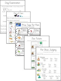 Growing Play: Pretend Play Box - Veterinarian I like the leash and flea bugs idea Quiet Time Activities, Preschool Activities, Role Play Areas, Teaching 5th Grade, Dramatic Play Centers, Pre Kindergarten, Play Centre, Project Based Learning, Learning Through Play