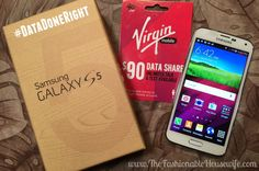 Samsung Galaxy S5 - Finally, sharing data doesn't have to be a pain anymore with ‪#‎DataDoneRight‬ from Virgin Mobile USA , only available at Walmartt! #DataDoneRight ‪#‎SprintMom‬ ‪#‎AD‬ ‪#‎IC‬