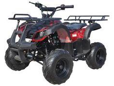 Ice Bear SPARTAN7 ATV 125cc for sale