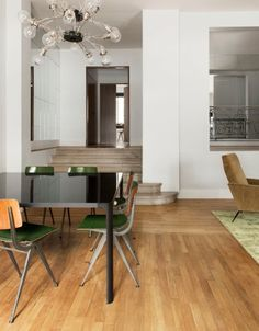 Designers Lim + Lu create bright apartment home to double as ...