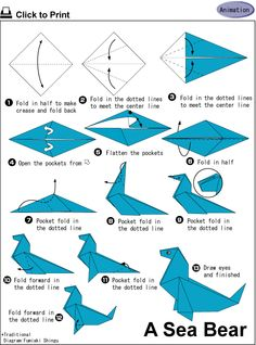 We've always wanted to build origami shapes, but it looked too hard to learn. Turns out we were wrong, we found these awesome origami shapes. Origami Ball, Origami Owl Easy, Origami Swan, Origami Dragon, Origami Love, How To Make Origami, Useful Origami, Paper Crafts Origami, Origami Flowers