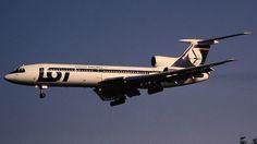 LOT Polish Airlines Tupolev Tu-154M
