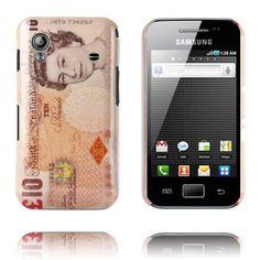 Icon (British Pound) Samsung Galaxy Ace Deksel
