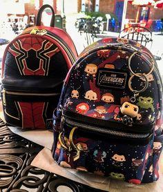 Hairstyles For Girls Videos Tomboy Marvel Avengers, Marvel Backpack, Spiderman Backpack, Marvel Clothes, Marvel Shoes, Avengers Clothes, Marvel Fashion, Geek Fashion, Mochila Adidas