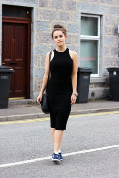 Yes, You Can Wear Black in the Summer! 50 Outfits That Show YouHow | StyleCaster