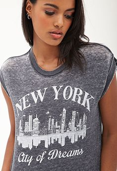 City Of Dreams Tee | FOREVER21 - 2000083762