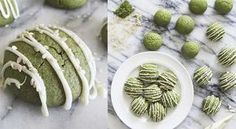 11 aneka resep kue kering lebaran terbaru Green Tea Cookies, Resep Cake, Choco Chips, Almond Cookies, Banana Pancakes, Chocolate Truffles, Cake Cookies, Green Beans, Cookie Recipes