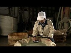 http://www.youtube.com/watch?v=quBO1QTlroI   Did you know that sake is older than the written Japanese language?! This video from Akita Shurui Seizoh showcases the craftsmanship and tradition that is be...