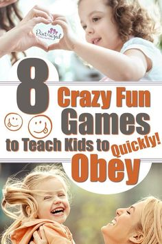 Kids love learning with games! These games are perfect to help your kids learn the importance of obeying the leaders in there lives — including parents and teachers! These games for kids are simple, but super-fun! - Kids education and learning acts Parenting Advice, Kids And Parenting, Foster Parenting, Mentally Strong, All Family, Family Night, Raising Kids, Kids Learning, Listening Activities For Kids
