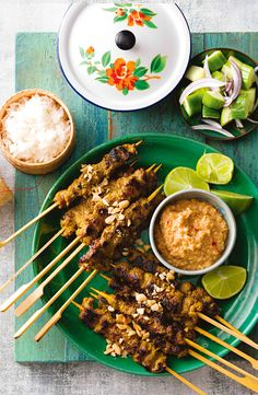 Malaysian Satay Recipe, Malaysian Food, Spicy Recipes, Asian Recipes, Beef Recipes, Small Food Processor, Food Processor Recipes, Beef Sauce, Malay Food