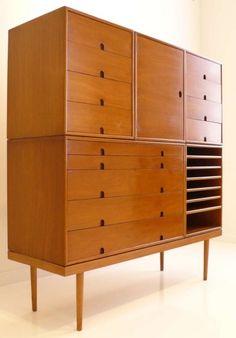 Consola modular de Charles y Ray Eames | 1941