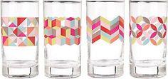 Paper Source Color Pop Glasses