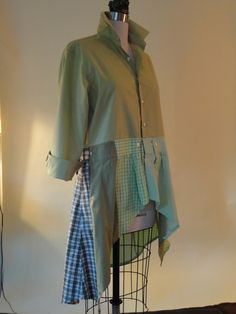 Gayle Ortiz: Men's Shirt Re-Does....this blog has lots of great sewing ideas
