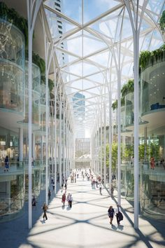 Knight Dragon, the developers behind the Greenwich Peninsula transformation in London, have unveiled the project's landmark piece.